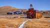 Bodie Firehouse With Snow (Jeffrey Sullivan) Tags: bodie state historic park abandoned wild west mining ghost town france televisions eastern sierra bridgeport california usa nature landscape canon eos 6d photo copyright 2017 november jeff sullivan jeffsullivan