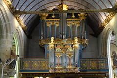 Eglise de Pleyben (mchub) Tags: pleyben finistere presquiledecrozon orgue