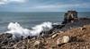 Stormy weather at Portland Bill (sueknightphotography) Tags: waves wind sea stormy portlandbill dorset jurassiccoast