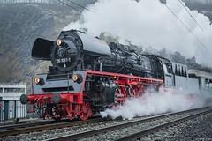 Nikolausexpress (tamson66) Tags: nikolausexpress locomotive br35 steam railway railroad train trainspotting