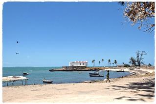A Parting Shot of Ilha de Mocambique