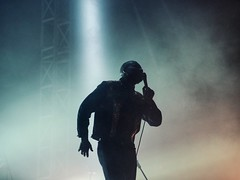 Massive Attack featuring Young Fathers (chaur) Tags: massiveattack clockenflap 2017