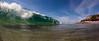 Nobbys Fun (AFracturedCrown) Tags: nobbys newcastle beach surf shorebreak green blue waves summer gopro