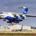 Silkway Airlines Ilyushin IL76TD 4K-AZ100
