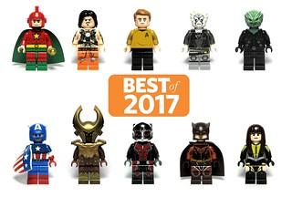Best of 2017 - Custom