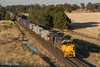 Bypass #1 (Henry's Railway Gallery) Tags: xr557 xr555 xrclass emd diesel clyde exxclass rebuilt pacificnational pn 9306 containertrain freighttrain tocumwal nagambie
