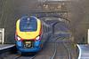 222003 Class 222 Meridian (Roger Wasley) Tags: 222003 class222 meridian eastmidlandstrains etchesparksidings sheffield belper station derbyshire trains railways uk