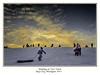 Winter Fun (TAC.Photography) Tags: snow sled sledding winter hill slope slopes vets baycity kids fun sunset brilliantsky clouds yellowcolor yellow color tomclarkphotographycom tacphotography tomclark d5100