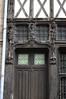 Maison _Annonciation _02_2004_Rouen (A-Mercure) Tags: le portail de belle maison bois dite « l'annonciation » date du xve siècle…