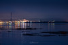 The Shore - Spring Tide - 03 Jan 2018 - 10.jpg (ibriphotos) Tags: alloaharbour alloa flood winter river springtide water riverforth theshore reflection evening hightide night harbour