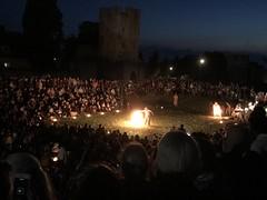 DLG-Gotland 1-15 (greger.ravik) Tags: gotland dlg medeltidsveckan medieval medeltid middle ages visby trångt folkmassa publik eld kväll