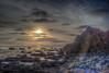 Sunset on the Rocks (Michael F. Nyiri) Tags: pelicancove palosverdespeninsulacalifornia southerncalifornia ocean pacificocean sunset