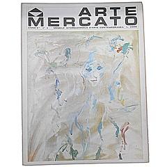 ARTE MERCATO - ANNO 5 - 4 - MENSILE D'ARTE CONTEMPORANEA (Rainero Bera) Tags: arte bera contemporanea fabio marelli mensile mercatino mercato rainero sociale sostenibile usato