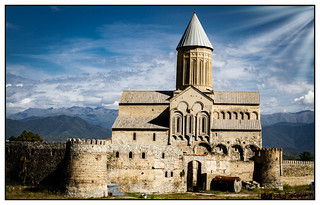 Alaverdi Monastery.