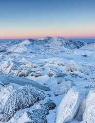 The Snowdon Horseshoe - Pre dawn (Nick Livesey Mountain Images) Tags: