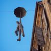 2017 - Provence - Arles (alesalina) Tags: 2017 france franciaprocence provenza sky umbrella modern art parachute arte moderna paracadute francia cielo