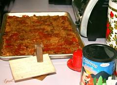 Apricot Shortbread, 1 of 2 trays (Lynn English) Tags: apricotjam butter recipeifaskedfor ribbet