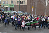 International Human Rights Day protest march against border wall and deportations (Fibonacci Blue) Tags: minneapolis mpls protest march demonstration event dissent outcry activism outrage twincities activist minnesota street city crowd people trump human rights