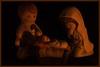 Macro Mondays - lit by candlelight (maf863) Tags: canon canon7dmk2 canonef100mm28lmacro canon100mmf28lmacro canonef28l100mmmacro macromondays hmm nativity candlelight jesus 7dmk2