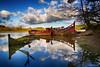 Épaves du Bono - #03 (DENISDROUAULT) Tags: àlabandon abandoned bateau bateaux borderfx breizh bretagne brittany carcasse cimetière de denis drouault jimages mer morbihan pêche ngc