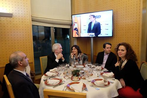 Jantar de Natal do Grupo Parlamentar do PSD