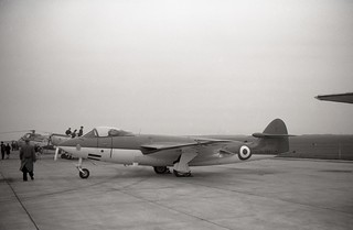 WV793. Royal Navy Hawker Sea Hawk FB.4