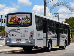 Del Rey Transportes 765 (busManíaCo) Tags: caioinduscar delreytransportes del rey transportes caio apache vip ii mercedesbenz of1722m