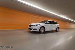 Renault Megane estate new Rigshot (Ogenblik fotografie) Tags: renault megane nederland netherlands nijmegen canon 6d rig rigshot car road blur