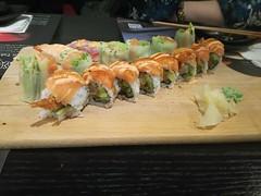 IMG_20171125_195121 (Benny Hünersen) Tags: dec december 2017 sushi mad restaurant essen fredericia