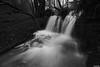 Cascade du Moulin en ruine sur la Furieuse - Fonteny - Jura (inedit) (francky25) Tags: cascade du moulin en ruine sur la furieuse fonteny jura franchecomté noir et blanc