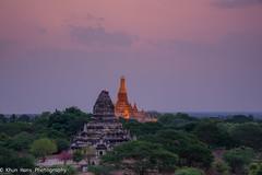 Myanmar, Bagan (Khun Hans Photography) Tags: myanmar buddhism sunrise dawn predawn temple