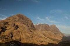 Three Sisters of Glencoe (Chris_Hoskins) Tags: wwwexpressionsofscotlandcom scottishlandscapephotography scotland glencoe scottishlandscape bideannambian 3sisters landscape thestudy