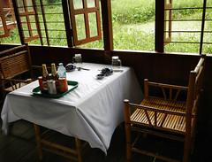 Lunch in a restaurant by the Mekong River in Vietnam (albatz) Tags: tour mekong river lunch restaurant mekongriver vietnam