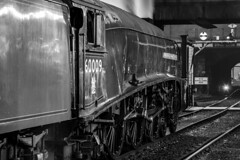Night time a4 (Nigel Valentine) Tags: 60009 a4 union south africa east lancashire railway gresley