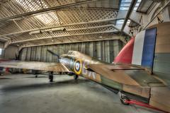 The Battle of Britain Exhibition (bobcowleyphotography) Tags: thebattleofbritainexhibition bobcowley duxford imperialwarmuseum airplane vintage secondworldwar