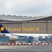 Frankfurt Airport: Lufthansa Airbus A340-313 A343 D-AIGS vor Lufthansa Technik