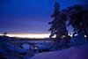 Winter (Sandsteiner) Tags: winter winterlandschaft gohrisch papststein sonnenaufgang sunrise elbsandsteingebirge sandsteiner