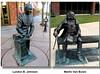 09a Rapid City SD - Presidential Statues 09 (Johns Never Home) Tags: utah wyoming idaho montana southdakota yellowstone tetons badlands mountrushmore crazyhorse devilstower rapidcity powwow saltlakecity jacksonhole