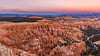 Sunset at the Bryce Canyon (Jaideep Mann) Tags: bryce canyon national park hoodoos hoodoo sandstone nps sky colors utah southwest colorful