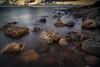 Still and clear water (lynamPics) Tags: 5dmkiv australia leefilters longexposure ocean pallarenda rocks sunrise townsville zeiss