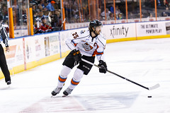 """Kansas City Mavericks vs. Kalamazoo Wings, January 5, 2018, Silverstein Eye Centers Arena, Independence, Missouri.  Photo: © John Howe / Howe Creative Photography, all rights reserved 2018. • <a style=""""font-size:0.8em;"""" href=""""http://www.flickr.com/photos/134016632@N02/38681938075/"""" target=""""_blank"""">View on Flickr</a>"""