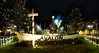 Merry Christmas from Avalon, NJ (Dalliance with Light (Andy Farmer)) Tags: jersey beach statue avalon xmas nj porpoise christmas santa shore newjersey unitedstates us