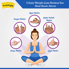 5 Easy Weight Loss Mudras You Must Know About (Truweight Wellness) Tags: weightloss weight loss mudras weightlossmudras