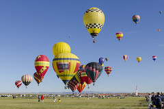 2017 Albuquerque Hot Air Balloon Festival 7 (rschnaible (Not posting but enjoying your posts)) Tags: albuquerque balloon fiesta hot air festival color colorful sport outdoor new mexico west western southwest us usa vehicle transportation fly flight