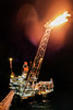 Oil rig at Night (Craig Hannah) Tags: oilrig platform northsea flare night offshore scotland uk lights craighannah 2018 january oil gas stitchingphotos stitch stich