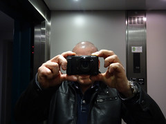 C'est moi, le cyclope !!! (François Tomasi) Tags: selfie françoistomasi tomasiphotography portrait yahoo google flickr sony french janvier 2018 cyclops cyclope