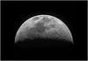 "Moon (Lee ""Pulitzer"" Pullen) Tags: nebula astronomy astrophoto skywatcherevostar80eddspro zwoasi1600mmc hydrogenalpha cityastronomy cityastrophotography 80mmrefractor smalltelescope smallrefractor refractor moon"