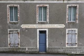 Sainte-Suzanne, Mayenne (Explore, december 8, 2017)