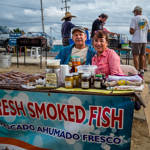 Paty & Larry - Smoked Fish and Pepper Jellies