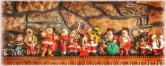 """""""You better watch out...!"""" (Sherrianne100) Tags: collection holiday stilllife christmas santaclaus santa"""